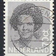 Selos: PAISES BAJOS 1982 - REINA BEATRIZ - SELLO USADO. Lote 204754481