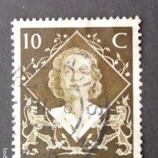 Sellos: 1948 HOLANDA CORONACIÓN REINA JULIANA. Lote 205320257