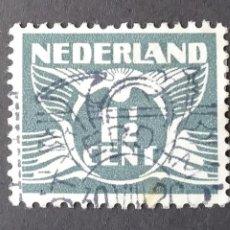 Sellos: 1935 HOLANDA NÚMEROS. Lote 205324623