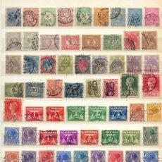 Sellos: COLECCIÓN LOTE DE 289 SELLOS DE HOLANDA PAISES BAJOS DE 1872 A 1964 NUEVOS Y USADOS. Lote 209571872