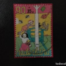 Sellos: HOLANDA AÑO 1994. CHILDREN PLAYING. : MI:NL 1527A. YT:NL 1491, (2387). Lote 211760797