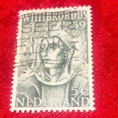 Sellos: SELLO WILLIBRORDUS 5C NEDERLAND. Lote 214569952