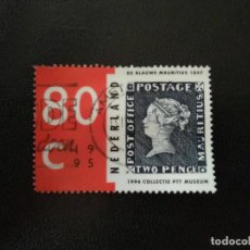 Timbres: HOLANDA AÑO 1995. YT:NL 1498. Lote 215245296