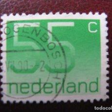 Sellos: +HOLANDA, 1981, YVERT 1153. Lote 221816126