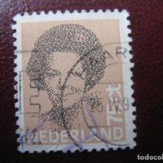 Sellos: +HOLANDA, 1982, REINA BEATRIZ, YVERT 1181. Lote 221816357