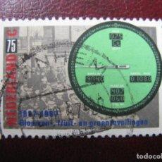 Sellos: +HOLANDA, 1987, YVERT 1291. Lote 221816876