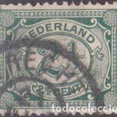 Sellos: 1899 - HOLANDA - YVERT 69. Lote 221871240