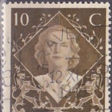 Sellos: 1948 - HOLANDA - REINA JULIANA - YVERT 497. Lote 221937581