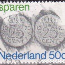 Sellos: 1975 - HOLANDA - YVERT 1029. Lote 221947360