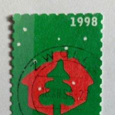 Sellos: HOLANDA 1998,NAVIDAD. USED. Lote 232421908