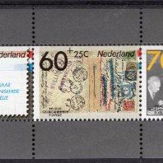 Sellos: HOLANDA, 1984, SOUVENIR-SHEET , MICHEL BL26. Lote 236110455