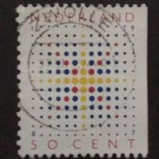 Sellos: HOLANDA 1987 .. Lote 238879890