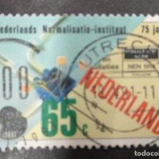 Sellos: HOLANDA 1991. Lote 239853065
