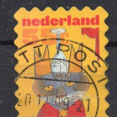 Sellos: HOLANDA , 1999 , MICHEL 1766. Lote 245292635