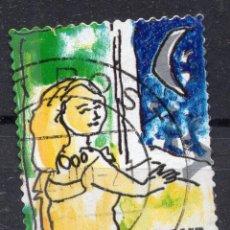 Sellos: HOLANDA , 2000, MICHEL 1844. Lote 245350645