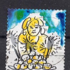 Sellos: HOLANDA , 2000, MICHEL 1852. Lote 245350705