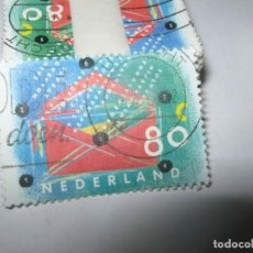 Sellos: POSTAGE STAMPS NETHERLANDS. CONVOLUTE.. Lote 254615420