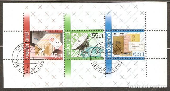 HOLANDA. 1981. HB. YT 22. (Sellos - Extranjero - Europa - Holanda)