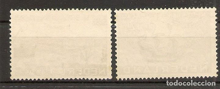 Sellos: HOLANDA YVERT 265/266 (*) Mng Serie completa 2 Valores Curaçao 1934 NL232 - Foto 2 - 261693085