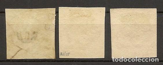 Sellos: HOLANDA YVERT 1/3 (º) Serie completa 3 Valores Guillermo III 1852 NL519 - Foto 2 - 261699500