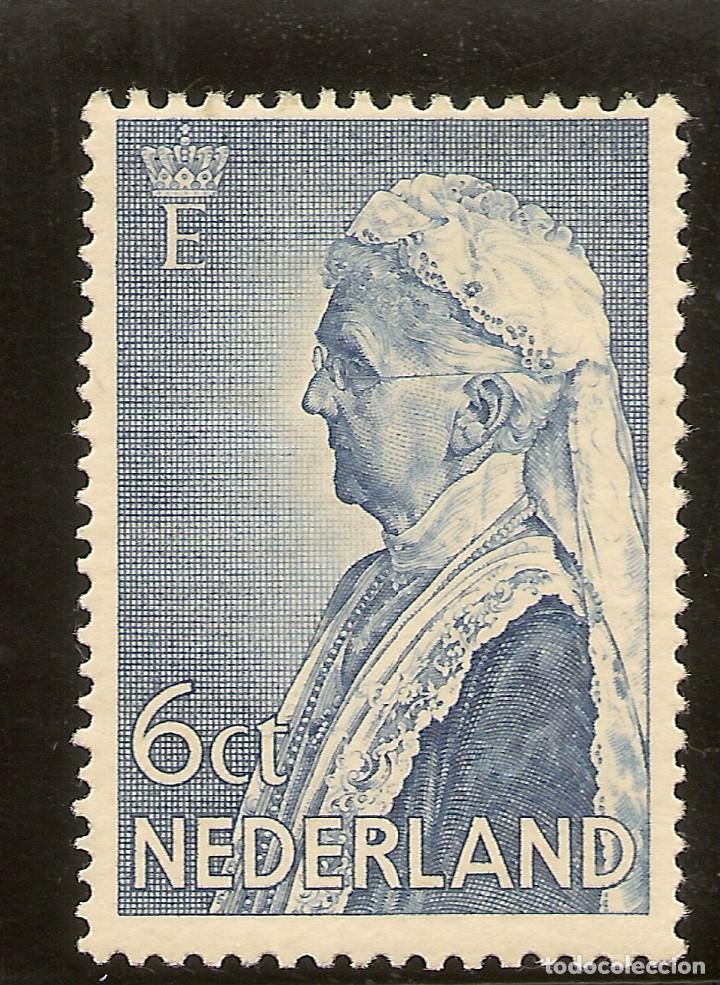HOLANDA YVERT 267** MNH 6 CTS. AZUL PRO TUBERCULOSOS 1934 NL815 (Sellos - Extranjero - Europa - Holanda)