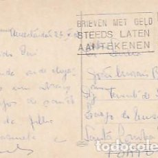 Sellos: HOLANDA & CIRCULADO, ÁMSTERDAM, MUNTTOREN, SANTA COMBA DÃO PORTUGAL 1963 (1883). Lote 262864865