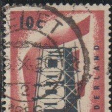 Sellos: HOLANDA 1955 SCOTT 368 SELLO º EUROPA CEPT EDIFICIO MICHEL 683 YVERT 659 NEDERLAND STAMPS TIMBRE PAY. Lote 267502599