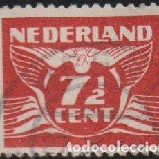 Sellos: HOLANDA 1941 SCOTT 243E SELLO º GULL GAVIOTA MICHEL 381 YVERT 371 NEDERLAND PAISES BAJOS STAMPS. Lote 267508759