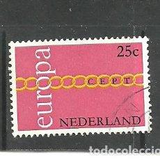 Sellos: HOLANDA 1971 - YVERT NRO. 932 - USADO -. Lote 269249468