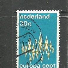 Sellos: HOLANDA 1972 - YVERT NRO. 958 - USADO -. Lote 269249653