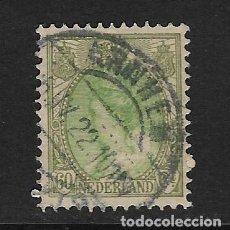 Sellos: HOLANDA - CLÁSICO. YVERT Nº 81A USADO. Lote 277101843