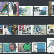 Sellos: PAYS - BAS LOT 17 TP NEUF** (MNH) 1986/87 (LOT 8). Lote 278673498