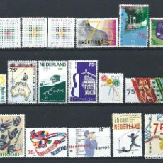 Sellos: PAYS - BAS LOT 19 TP NEUF** (MNH) 1987/89 (LOT 9). Lote 278673748