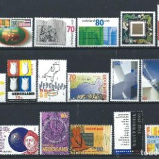 Sellos: PAYS - BAS LOT 18 TP NEUF** (MNH) 1991/92 (LOT 11). Lote 278674613