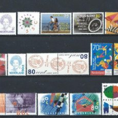 Sellos: PAYS - BAS LOT 18 TP NEUF** (MNH) 1992/93 (LOT 12). Lote 278675278
