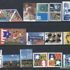 Sellos: PAYS - BAS LOT 16 TP NEUF** (MNH) 1993/95 (LOT 13). Lote 287969108