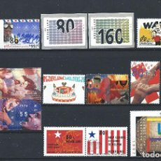 Sellos: PAYS - BAS LOT 16 TP NEUF** (MNH) 1996/97 (LOT 15). Lote 287969973