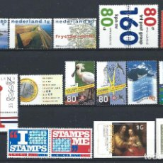 Sellos: PAYS - BAS LOT 16 TP NEUF** (MNH) 1998/99 (LOT 17). Lote 287970293