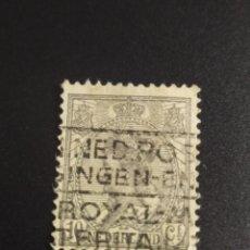 Sellos: ## HOLANDA USADO 1898-1910 REINA GUILLERMINA ##. Lote 288952298