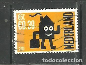 HOLANDA 2001 - YVERT NRO. 1847F - USADO - (Sellos - Extranjero - Europa - Holanda)