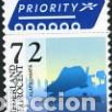 Sellos: SELLO USADO DE HOLANDA 2007, YT 2405. Lote 294379098