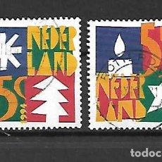 Sellos: SELLOS DE NAVIDAD. HOLANDA. EMIT. AÑO 1994. Lote 295427628