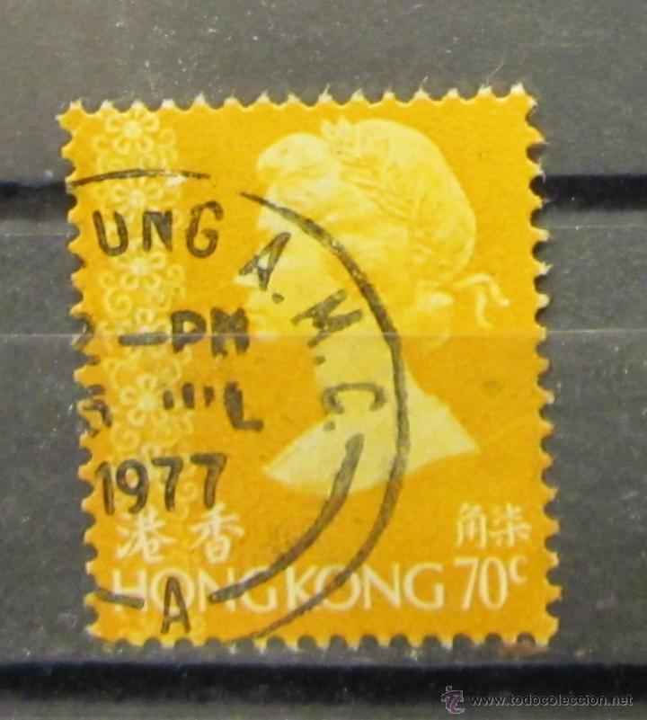 HONG KONG 70 C (Sellos - Extranjero - Asia - Hong Kong)