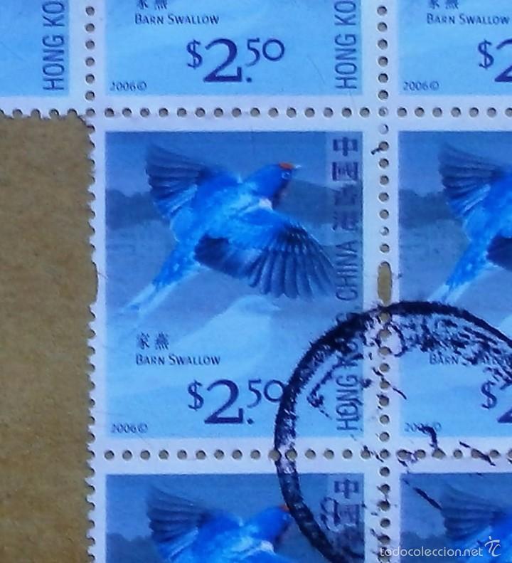 Sellos: Sellos HONG KONG, CHINA usados - Foto 2 - 61319703