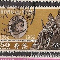 Sellos: HONG KONG (A33). Lote 69553201