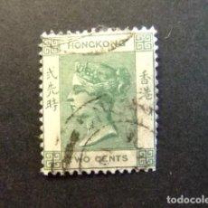 Sellos: HONG KONG 1882 VICTORIA YVERT 34 º FU. Lote 88930672