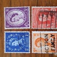 Sellos: LOTE SELLOS HONG KONK, AUSTRALIA Y UK POSTAGE REVENUE Nº65. Lote 177699352