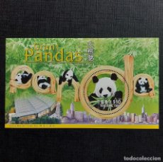 Selos: SELLO HONG KONG - 1999 - OSO PANDA GIGANTE. Lote 191291432