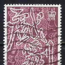 Sellos: HONG-KONG 1983 - ARTES ESCÉNICAS - SELLO USADO. Lote 210654765