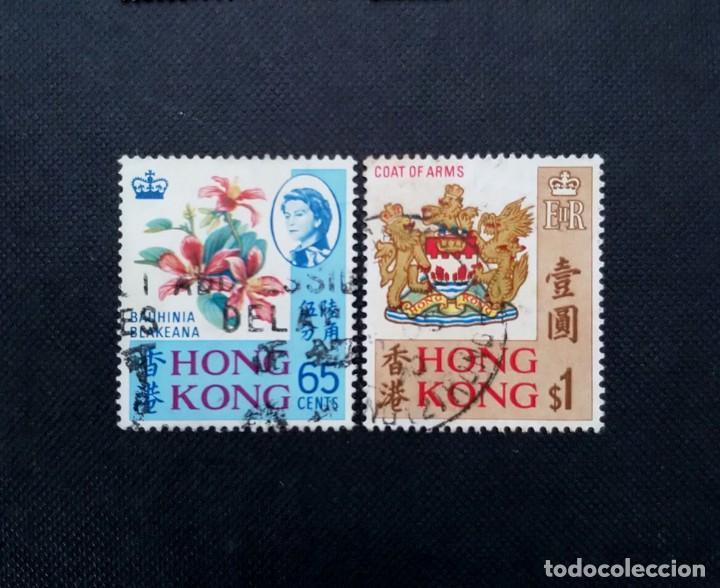 SELLOS DE HONG KONG 1968, ASPECTOS LOCALES (Sellos - Extranjero - Asia - Hong Kong)